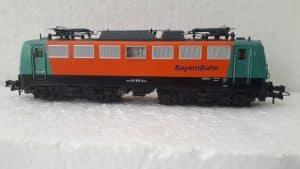 BR 140 850 BayernBahn Basis Roco Modell mit Sommerfeldt Stromabnehmer DSA200