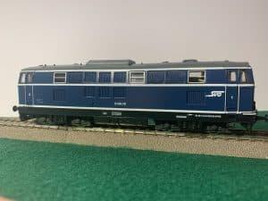 BR 2143 Basis Kleinbahn Modell