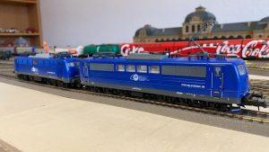 BR 151, BR 140 EGP, Privatbahn