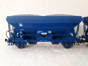 Press Fc Schotterwagen Spur H0