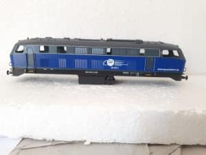 BR 218 201 EGP - Basismodell Fleischmann