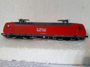 BR 145 043 MEG Basis Roco