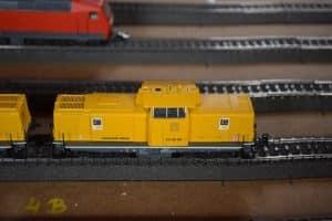 BR 212 LEW 005 - Umgestaltung Basis Märklin H0
