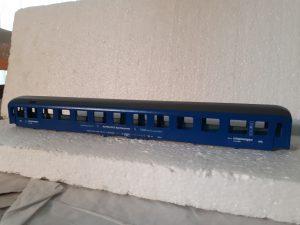 Liegewagen Alpen-Sylt Express Basis Roco