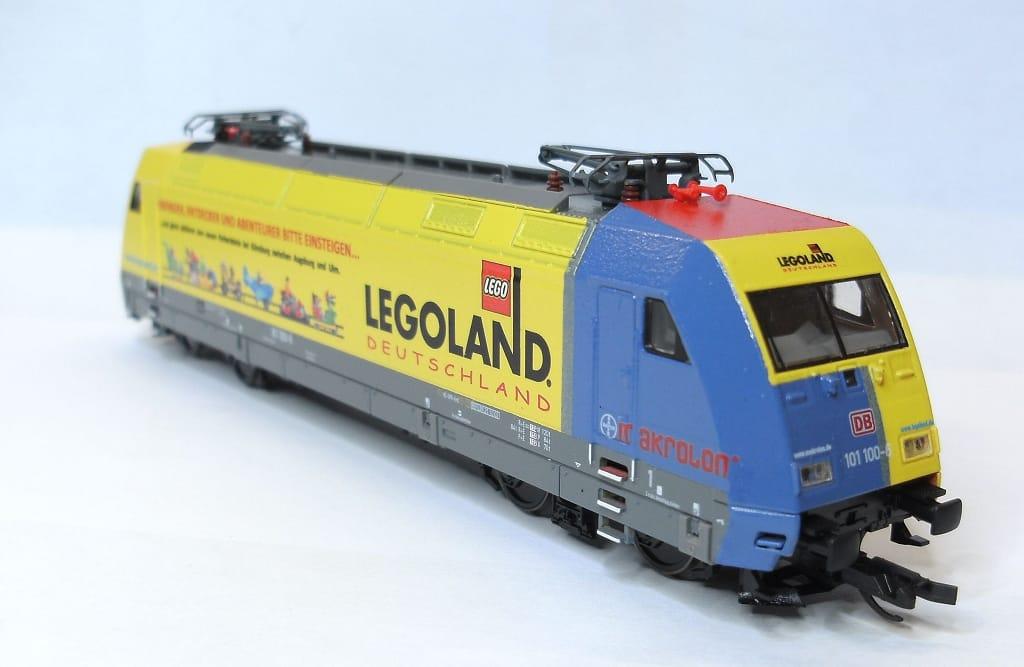 BR 101 110 Legoland